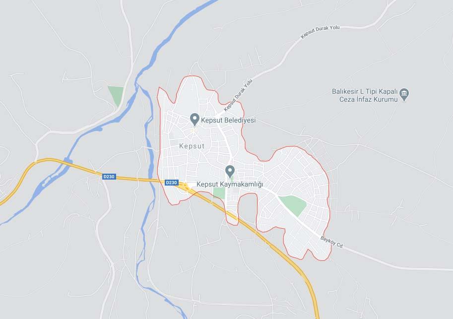 Balıkesir Kepsut ilçesi hakkında bilmeniz gerekenler, Kepsut ilçesi nüfusu, Kepsut ekonomisi, Kepsut hakkında detaylar bu sayfada.